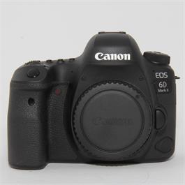 Canon Used EOS 6D Mark II Body Boxed thumbnail