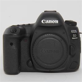 Used Canon 5D MkIV Body Boxed thumbnail