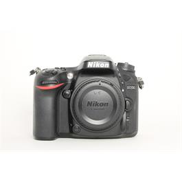 Used Nikon D7200 thumbnail