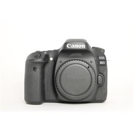 Used Canon EOS 80D  thumbnail