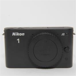 Used Nikon 1 J2 Body Black Boxed thumbnail