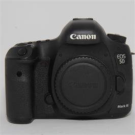 Used Canon 5D MkIII Body Boxed thumbnail