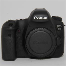 Used Canon 6D Body Boxed thumbnail