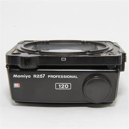 Used Mamiya 120 Back Unboxed thumbnail
