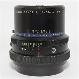 Used Mamiya Sekor Z 65mm f4 Lens Unboxed thumbnail