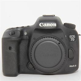 Used Canon 7d Mk II Body Boxed thumbnail