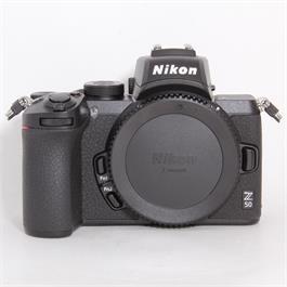 Used Nikon Z50 Body thumbnail