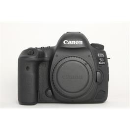 Used Canon EOS 5D Mark IV thumbnail