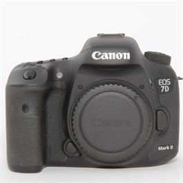 Used Canon 7D Mark II Body Boxed thumbnail