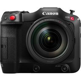 Canon EOS C70 RF Mount Pro Video Cinema Camera thumbnail