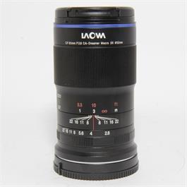 Used LAOWA CF 65MM 2.8 CA Macro Sony E thumbnail
