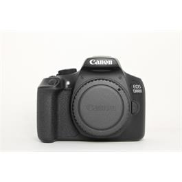Used Canon EOS 1300D  thumbnail
