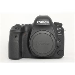 Used Canon EOS 6D Mark II thumbnail