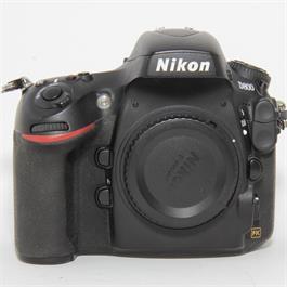 Used Nikon D800 Body Boxed thumbnail