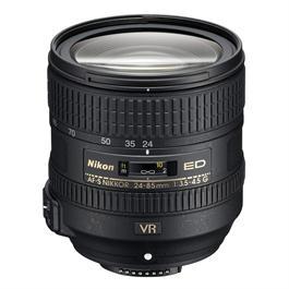Nikon AF-S Nikkor 24-85mm f/3.5-4.5G ED VR Zoom Lens thumbnail