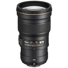 Nikon AF-S Nikkor 300mm f/4E PF ED VR Super Telephoto Lens thumbnail