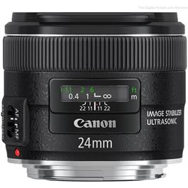 Canon EF 24mm f/2.8 IS USM Wide Angle Lens thumbnail