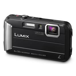 Panasonic Lumix FT30 Black Waterproof Tough Camera thumbnail