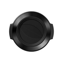 Olympus LC-37C Black Lens Cap for EZ14-42mm thumbnail