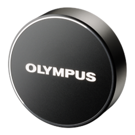 Olympus LC-61 Lens Cap (for 75mm f/1.8 Black) thumbnail