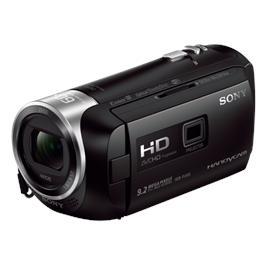 Sony HDR PJ410 Black HD Camcorder thumbnail
