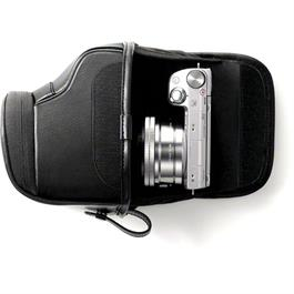 Sony LCS EMJB Soft leather-look carrying case for A5000/6000 Thumbnail Image 4