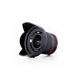 Samyang 12mm f2.0 NCS - Micro 4/3 Silver thumbnail