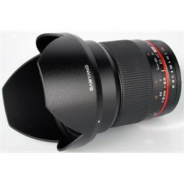 Samyang 16mm F2.0 Lens - Canon EF fit thumbnail
