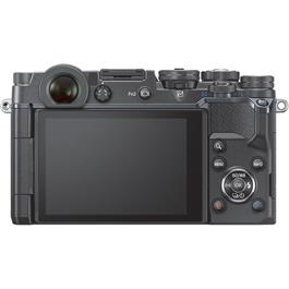Olympus PEN-F Black Back