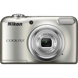 Coolpix A10 Silver Front