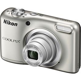 Coolpix A10 Silver Angle