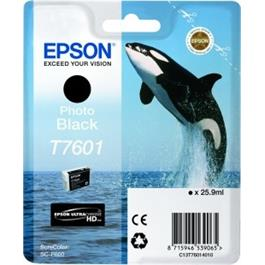 Epson Whale T7601 Photo Black thumbnail