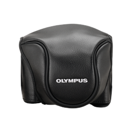 Olympus CSCH-118 Full Leather Cover for Stylus 1 thumbnail