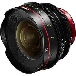 Canon CN-E14mm T3.1 L F Prime Cine Lens thumbnail