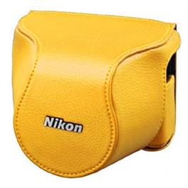Nikon Body Case Set CB-N2214S Yellow for S2 thumbnail