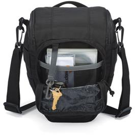 Lowepro Toploader Zoom 50 AW II Black Camera bag Thumbnail Image 1