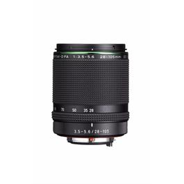 Pentax 28-105mm f/3.5-5.6 HD FA ED DC WR Side