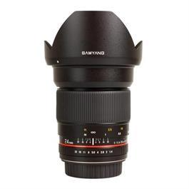 Samyang 24mm F1.4 - Sony E thumbnail