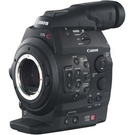 Canon EOS C300 Body (EF Mount) With DAF thumbnail