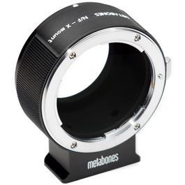 Metabones Nikon F - X-Mount T Adapter -Blk thumbnail