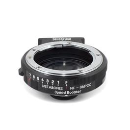Metabones Nikon G - BMPCC Speed Booster Thumbnail Image 3