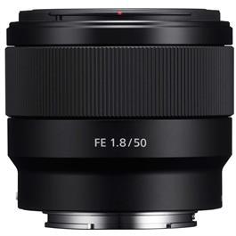 Sony FE 50mm f/1.8 Prime Lens Thumbnail Image 1