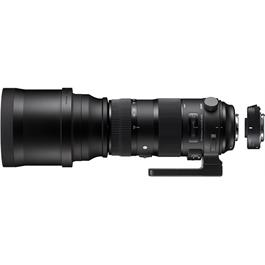 Sigma 150-600mm f/5-6.3 Sports - Canon Fit + TC-1401 Kit thumbnail