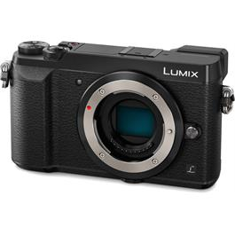 Panasonic LUMIX DMC-GX80 Mirrorless Compact System Camera thumbnail