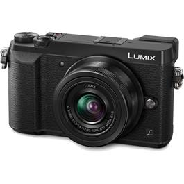 Panasonic GX80 digital compact system camera With 12-32mm f/3.5-5.6 lens Kit - Black thumbnail