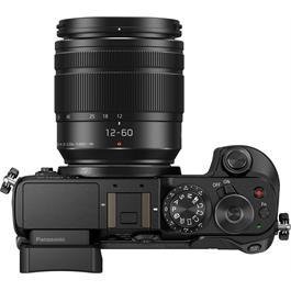Panasonic GX8 with 12-60 Lens Top