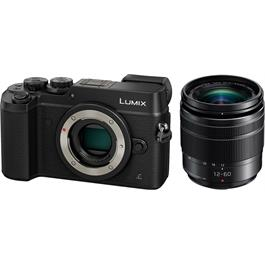 Panasonic GX8 with 12-60 Lens Separated