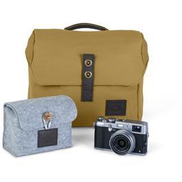 Fujifilm Millican Daniel The Camera Bag - Antique Bronze thumbnail