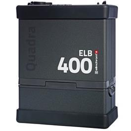 Elinchrom ELB 400 Pack with Li-Ion batte thumbnail