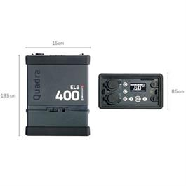 Elinchrom ELB 400 Pack with Li-Ion batte Thumbnail Image 1